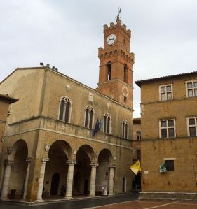 Church built by  Pope Pius III