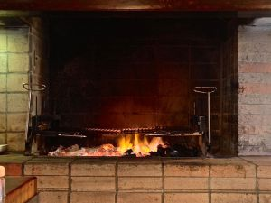 Yep, the fire is ready for the BEEF?
