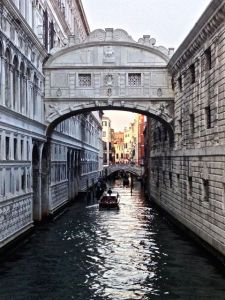 Bridge of Sighs.