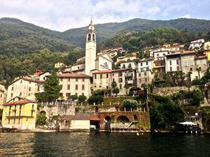 Bellagio, a very quaint village on Lake Como.