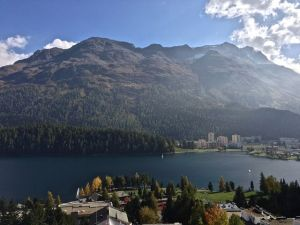 St. Moritz, another beautiful place.